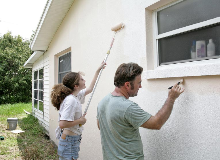 Hướng dẫn cách tính lượng sơn